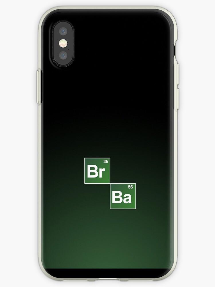 Breaking Bad Logo Case by morganelliott
