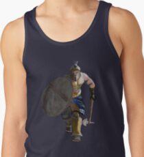 Spartan Warrior, T Shirts & Hoodies. ipad & iphone cases Tank Top