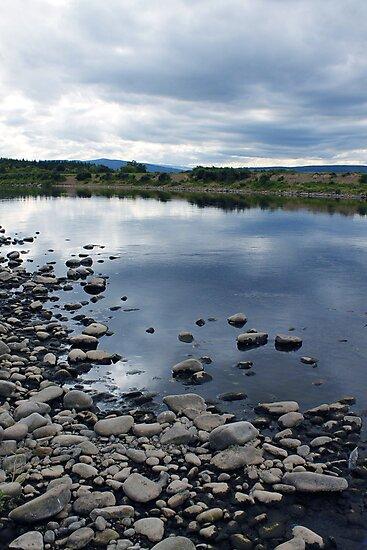 River Spey by Jessica Christie
