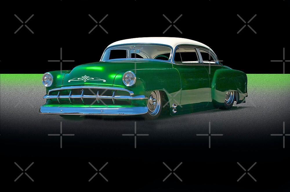 1954 Chevrolet Custom Coupe by DaveKoontz