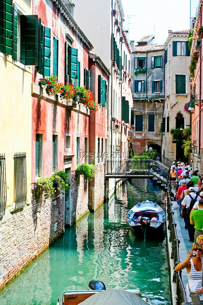 Venice, Italy by lizswezey