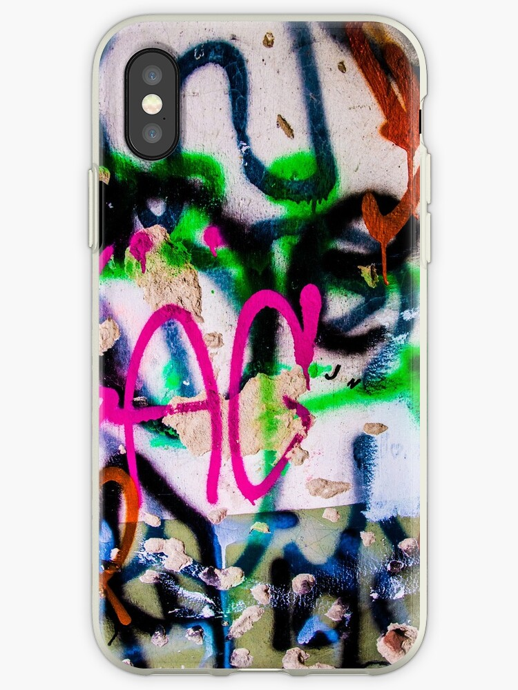 Simple graffiti 2 by Steve Björklund