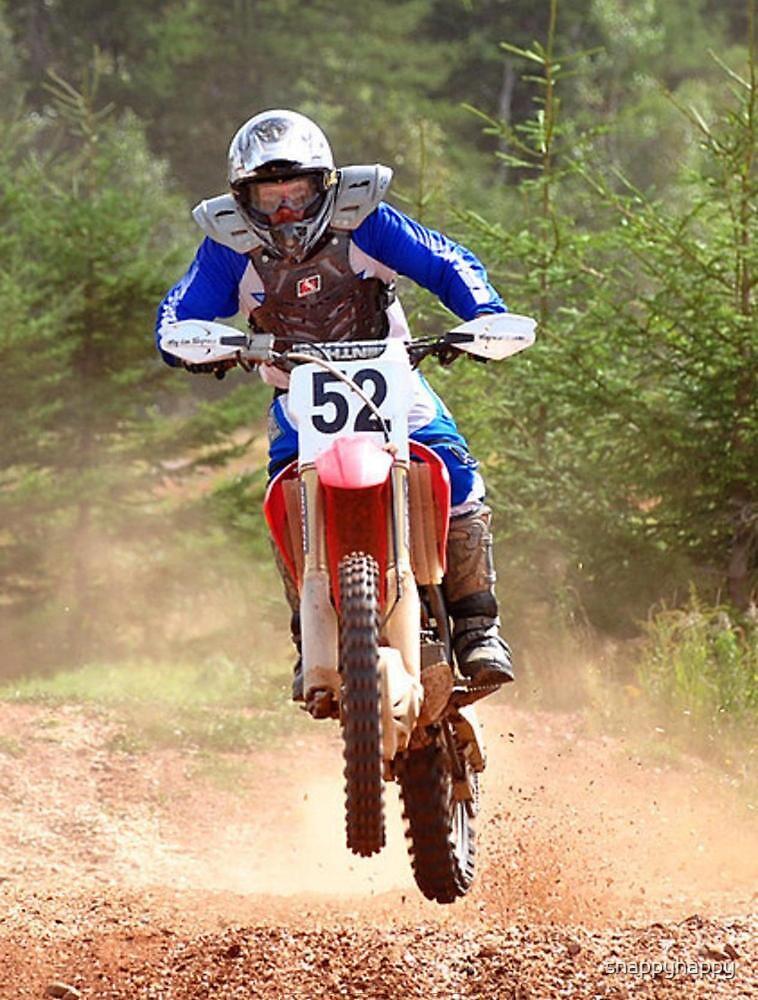 Dirt Bikes by snappyhappy