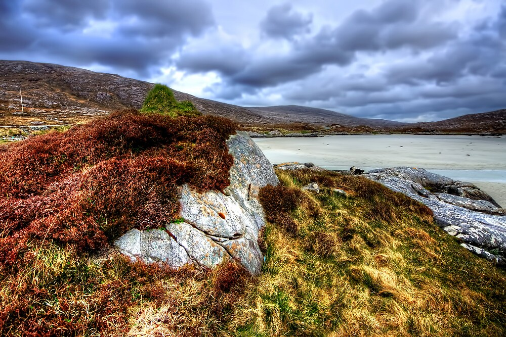 Seilebost, Isle of Harris by Stephen Smith
