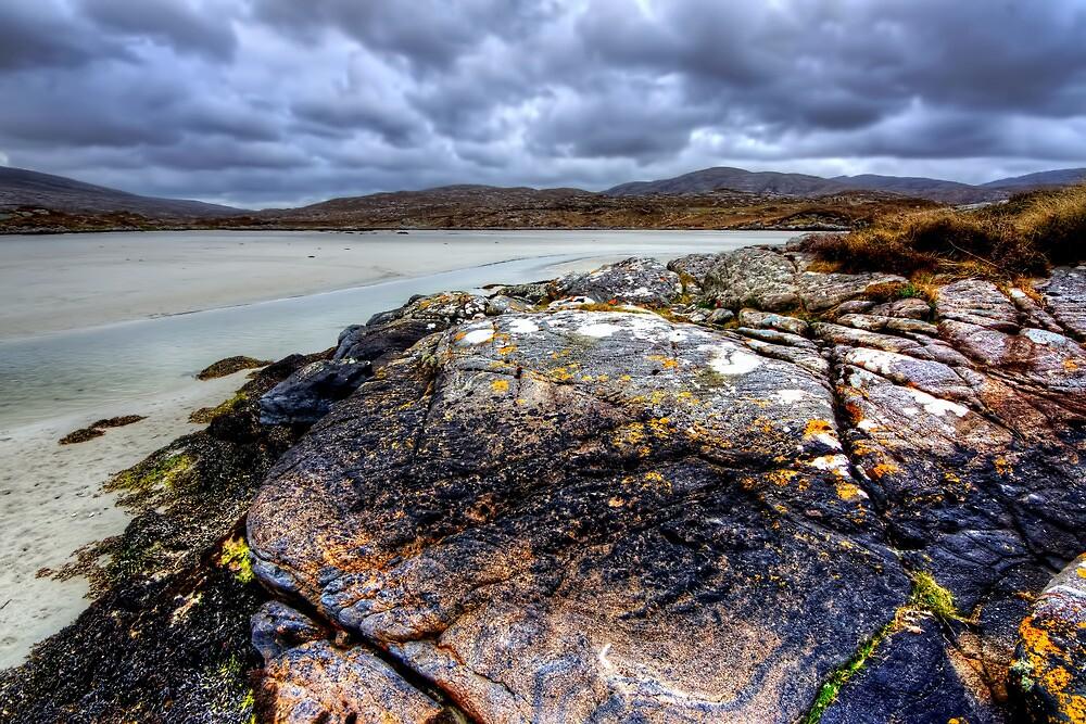 Seilebost, Isle of Harris by Stephen Smith