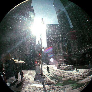 New York Fisheye  by Fresherrrr