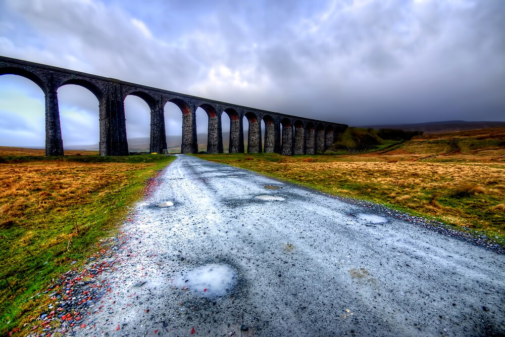 Ribblehead Viaduct by Stephen Smith