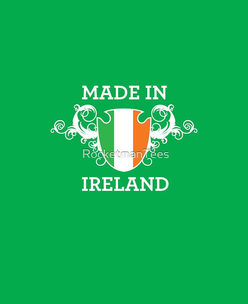 Made in Ireland by RocketmanTees