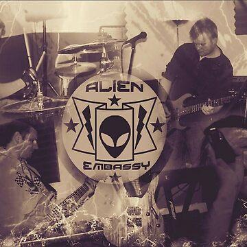 Alien Embassy by spudos16