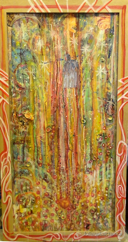 Rainbow Falls by JulianaLachance