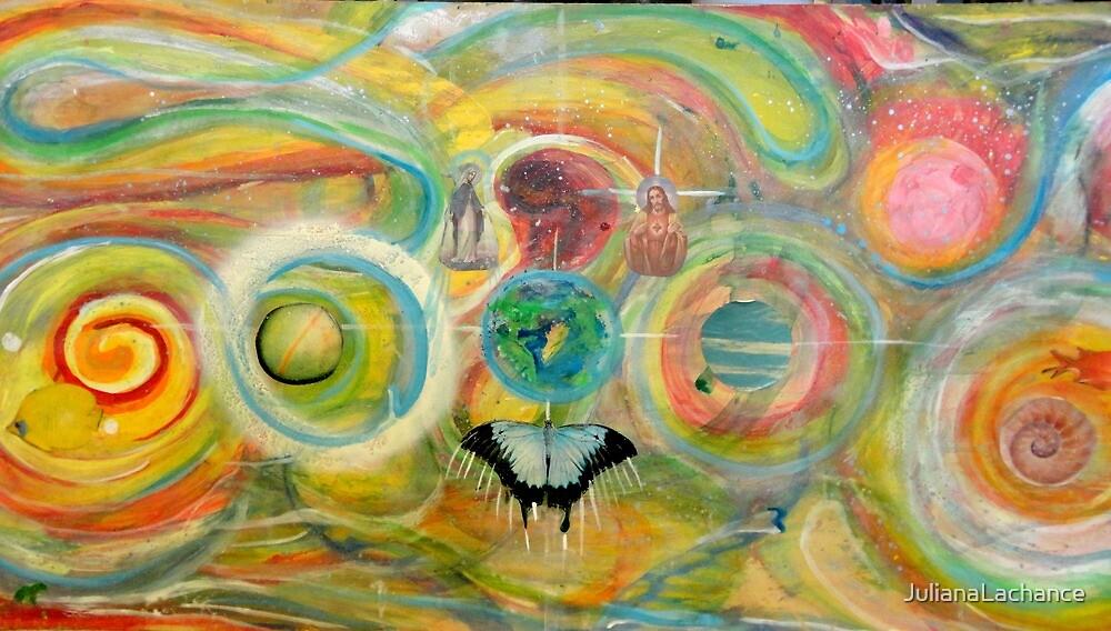 Colourful Heaven by JulianaLachance