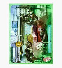 The  Magic Trick. Photographic Print