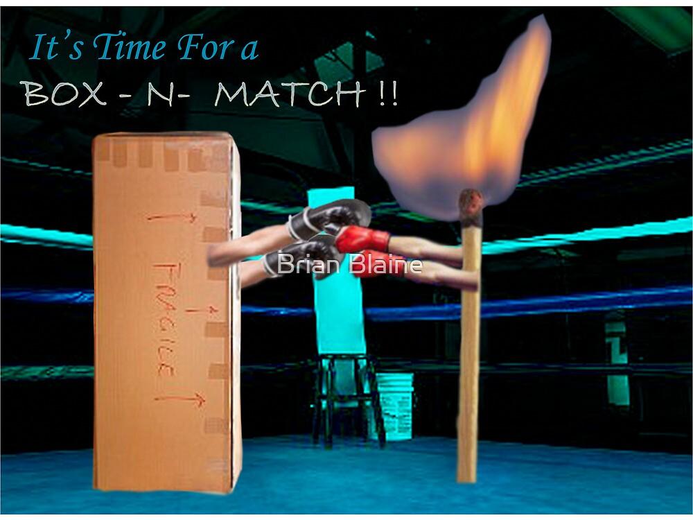 Box-N-Match by Brian Blaine
