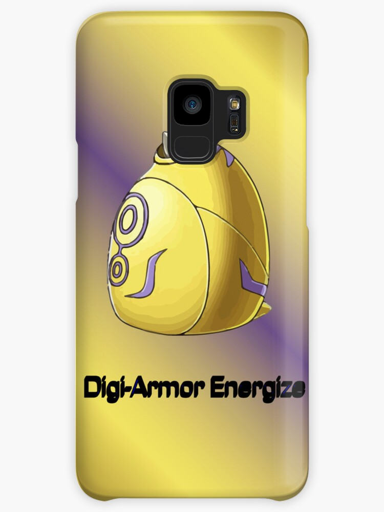 DigiEgg of Knowledge Phone Case by DigitalPokemon