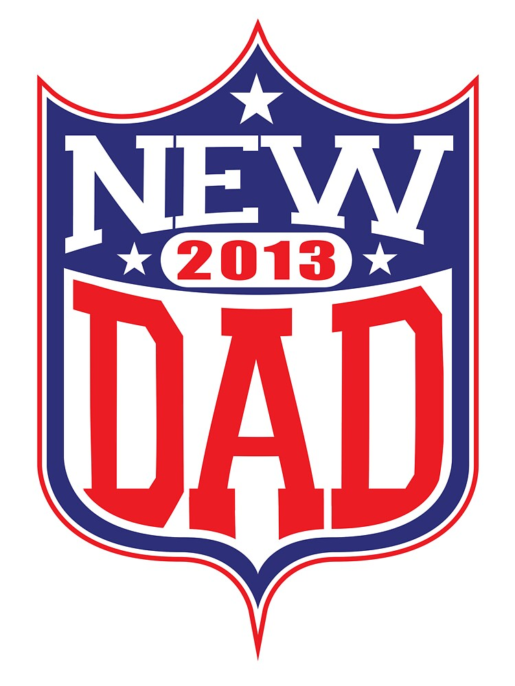 New Dad Football 2013  by LGdesigns