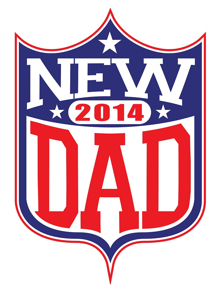 New Dad Football 2014 by LGdesigns