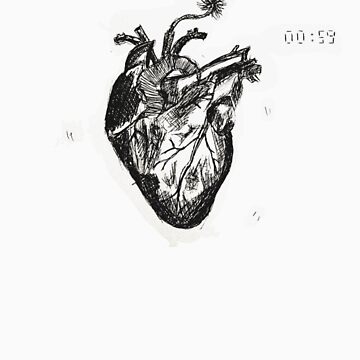 Ugly Exploding Heart by Ekonox