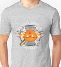 Glottis Custom Choppers Unisex T-Shirt