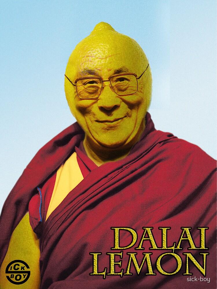 Dalai Lemon by sick-boy