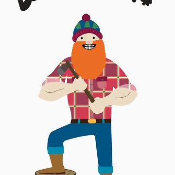 Lumberjack Jim by jordynneedsham