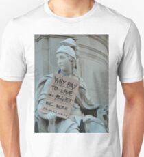 Philosophical Statues  T-Shirt