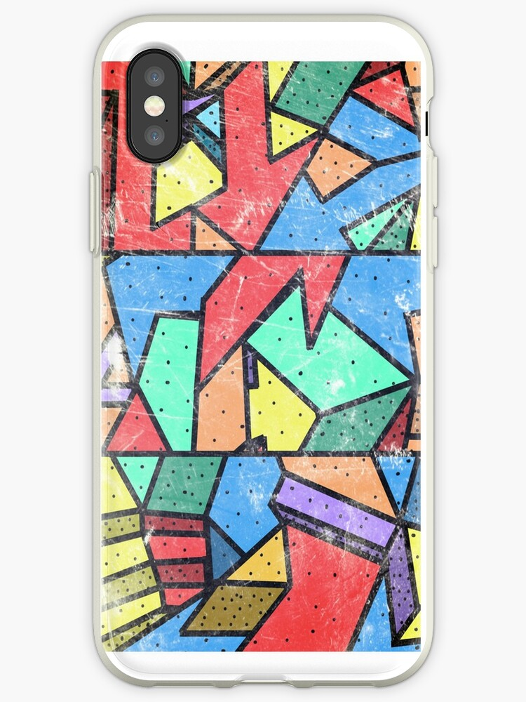colorful arrow design KANDY ™   iphone case by bubly