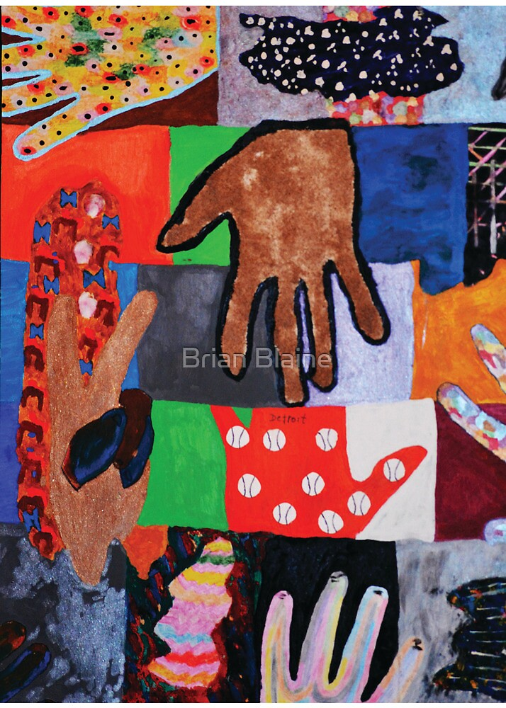 Hands by Brian Blaine