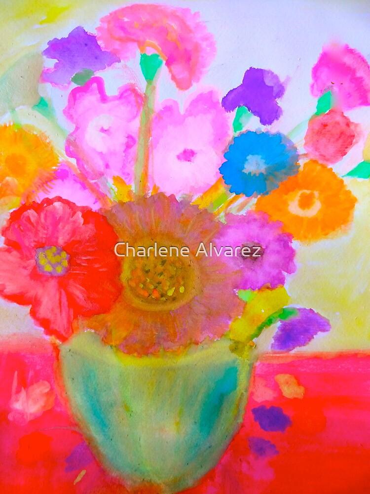 Spring  by Charlene Alvarez