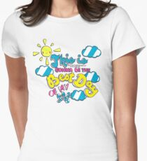 Best Day of My Life Womens Fitted T-Shirt