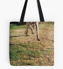 Grace - Stag Hound 1.5 years Tote Bag
