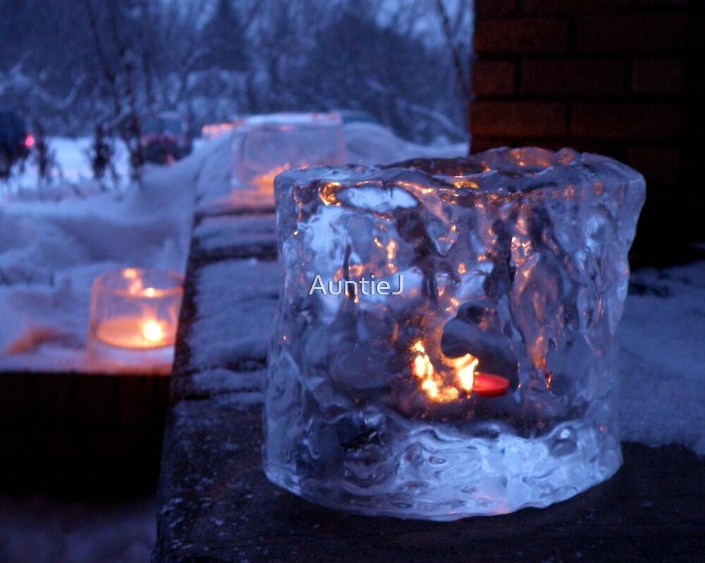 Ice Light by AuntieJ