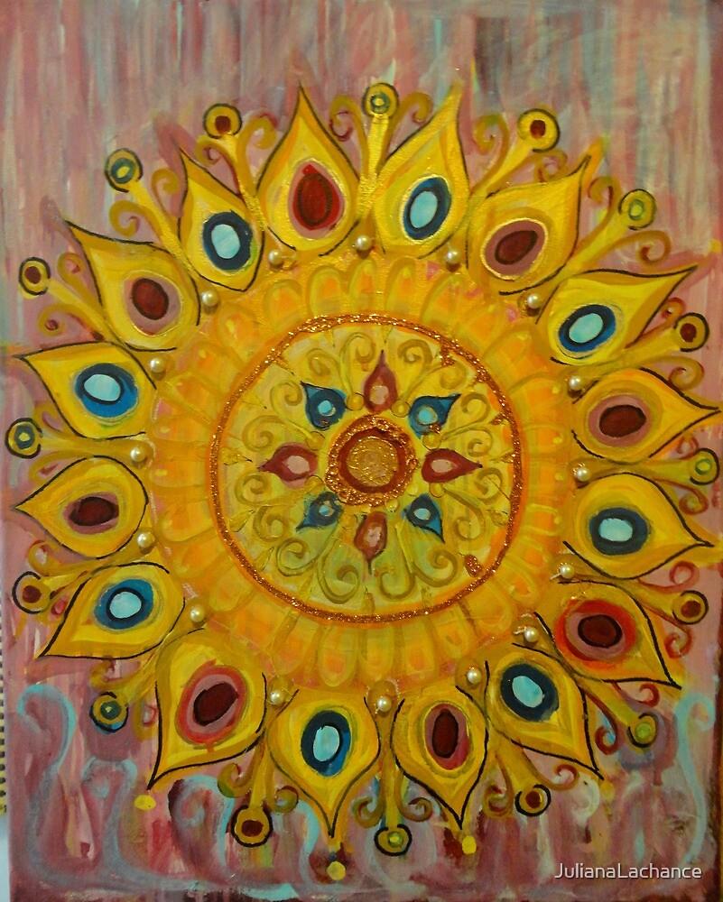 Royal Mandala by JulianaLachance