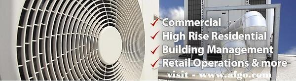 HVAC Air Conditioning Services by afgocom