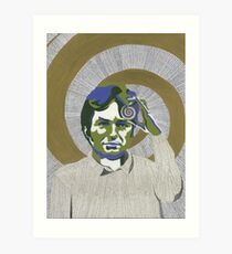 Richard Dawkins Art Print