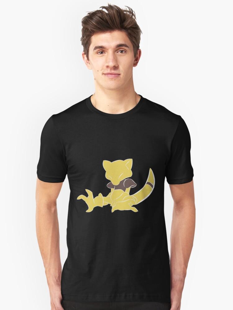 Abra Unisex T-Shirt Front
