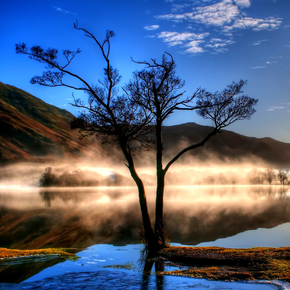 Ullswater, Lake District by Stephen Smith