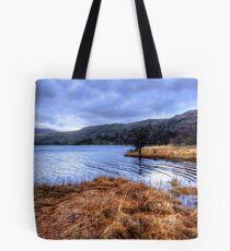 Llyn Cwellyn Tote Bag