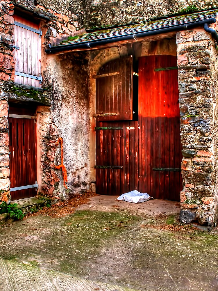 Buttermere Farm Doors by Stephen Smith