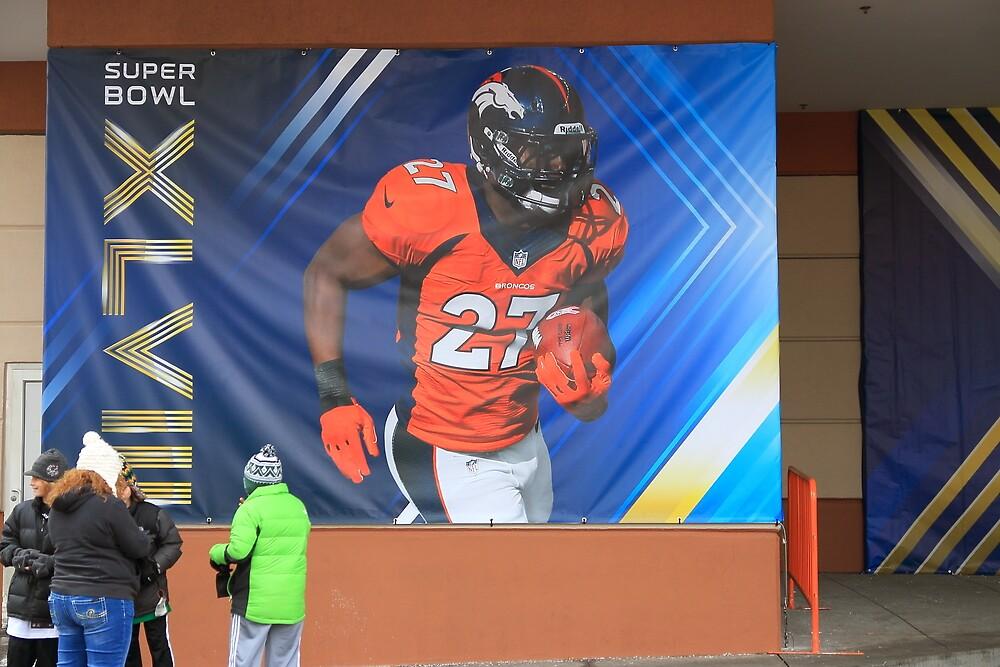 Super Bowl Poster by pmarella