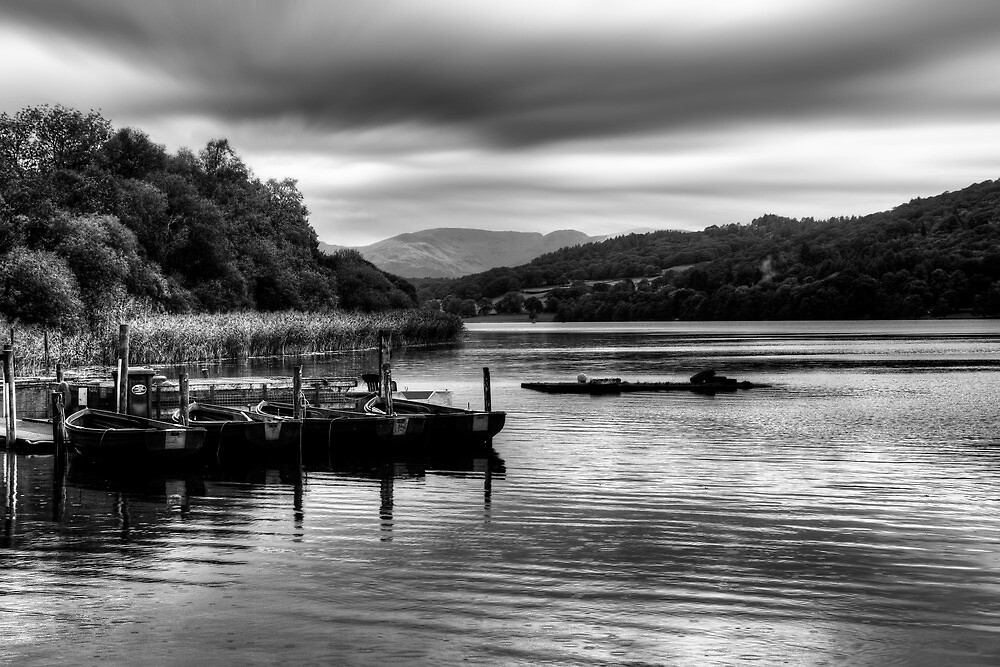 Esthwaite, Lake District by Stephen Smith