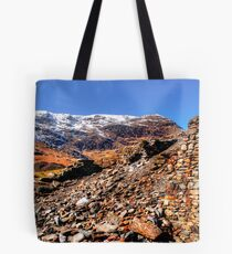 Coppermine Valley Tote Bag