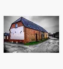 Bere Regis Cottage, Dorset Photographic Print