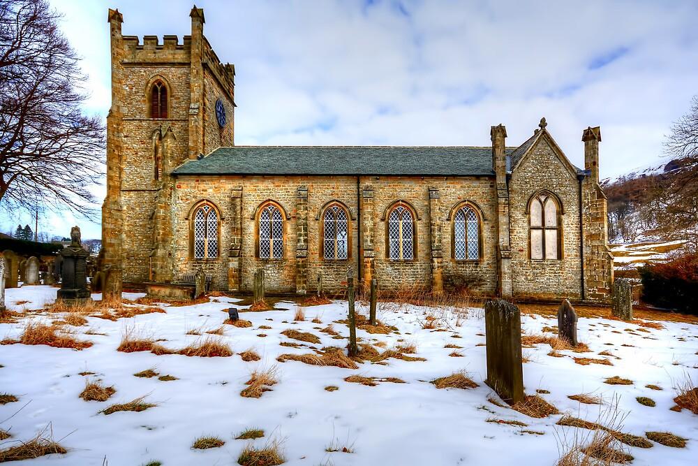 St Marys Church, Swaledale by Stephen Smith