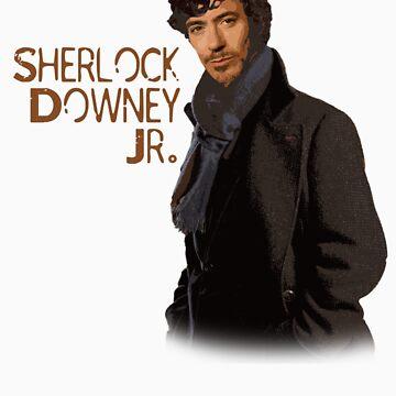 Sherlock Downey Jr. by cjohn4043