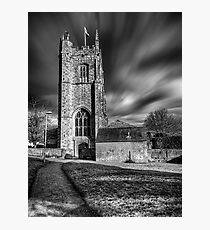 St John The Baptist, Bere Regis Photographic Print