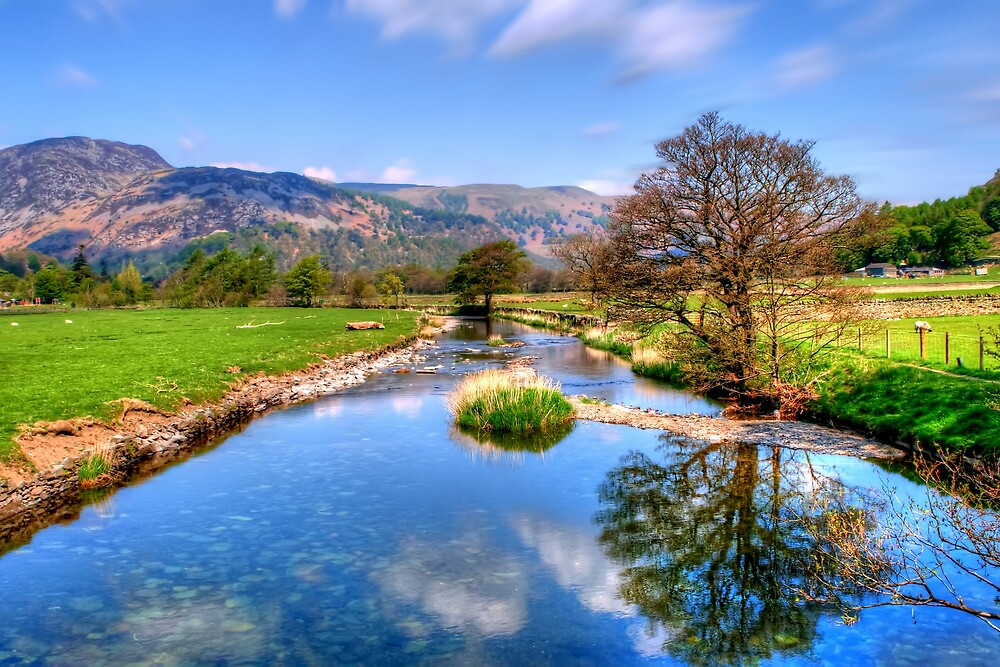 Goldrill Beck by Stephen Smith