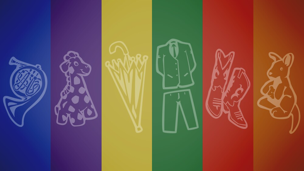 How I Met Your Colors by Absolemn