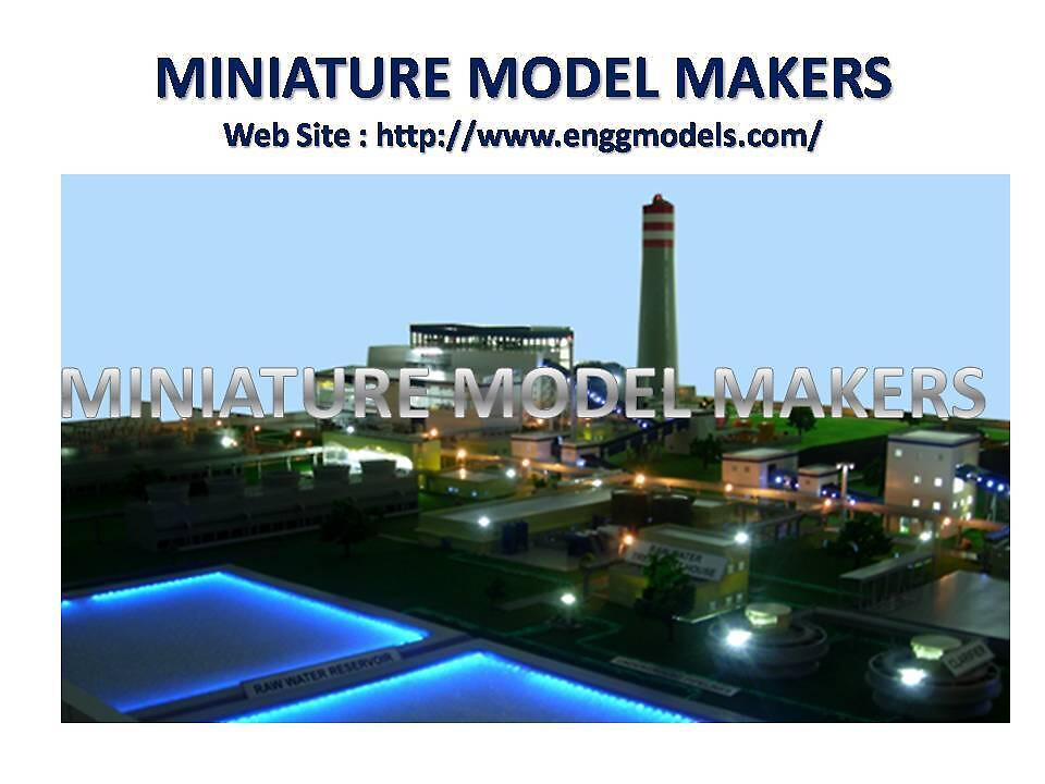 Miniature Model Makers by enggmodels