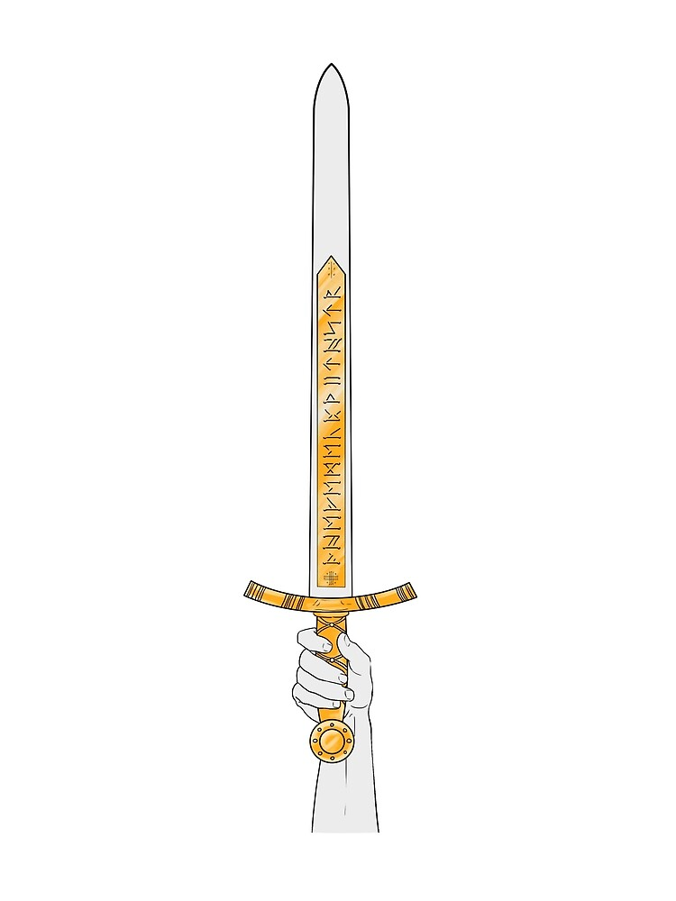 Sword in the Lake by thirdnight