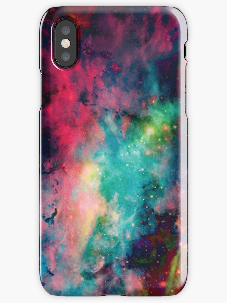 Tainted Water Spectrum - iPhone/Samsung Case by septemblur